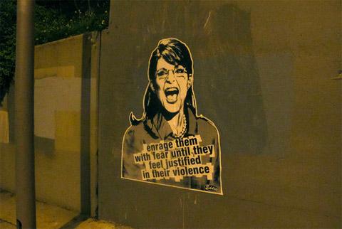 Palin Graffito