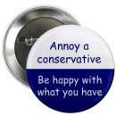 Annoy a Conservative