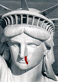 Bloody Lady Liberty-Jenks