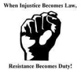 Dissent becomes duty